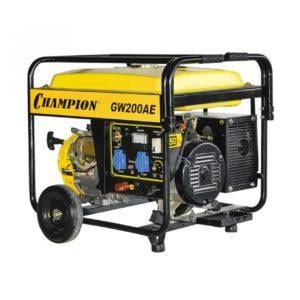 Сварочный генератор СHAMPION GW 200 AE